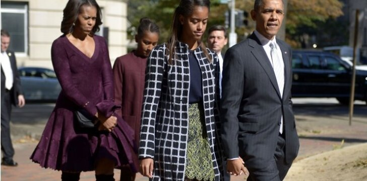 """Kaip atrodo naujasis B. Obamos <span style=""""color: #ff0000;"""">šeimos narys</span>?"""