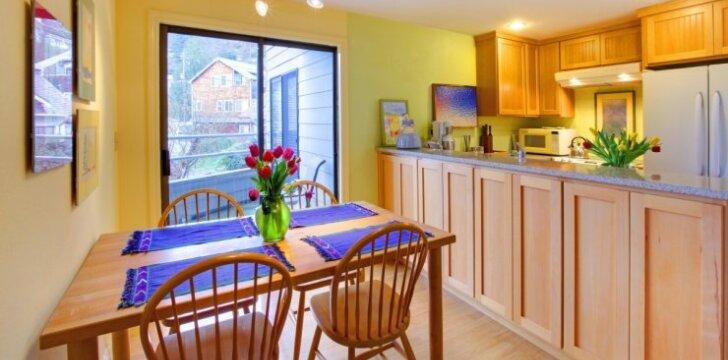 10 būdų, kaip padidinti mažą butą