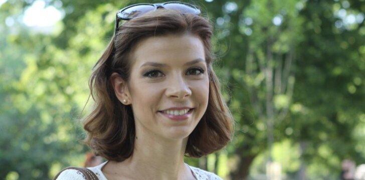 Karolina Liukaitytė: svoris krito drastiškai