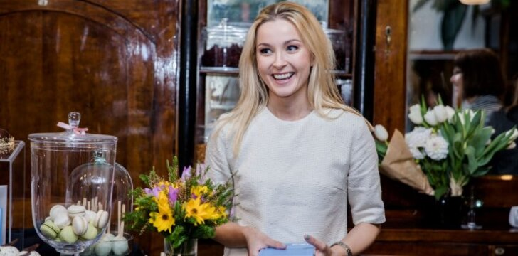 Aktorė Justė Zinkevičiūtė: geresnės akimirkos už dabar nebus. Skaitykite!