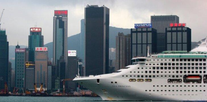 Geriausi pasaulio vandenis skrodžiantys kruiziniai laivai