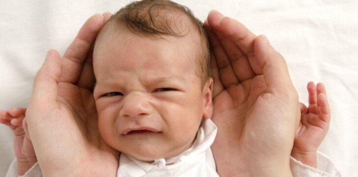 Neįtikėtina gimdymo istorija: šis kūdikis gimė du kartus