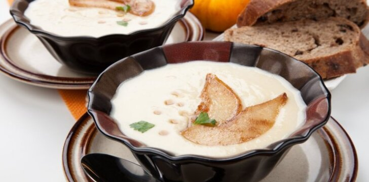 Trinta pastarnokų sriuba