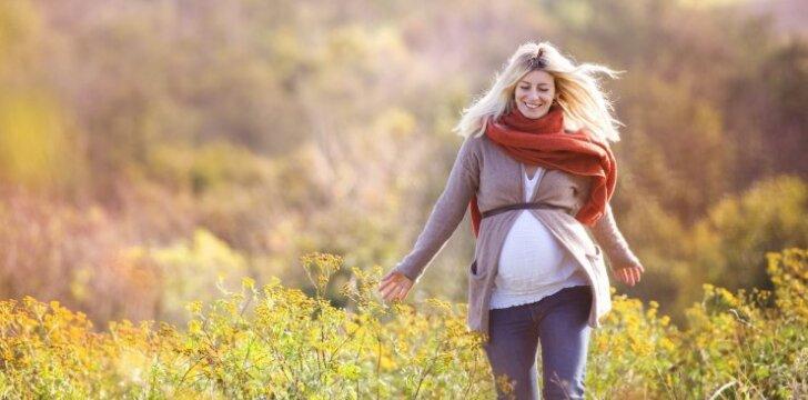 20 savaitė: nėštumo pusiaukelė