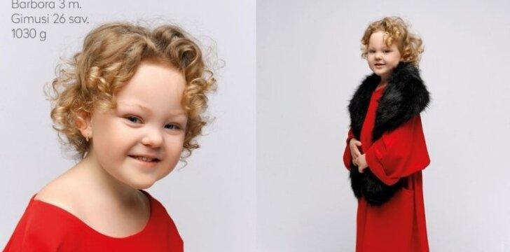 Neeilinė fotosesija: per dideli rūbai atskleidė neišnešiotų kūdikių trapumą