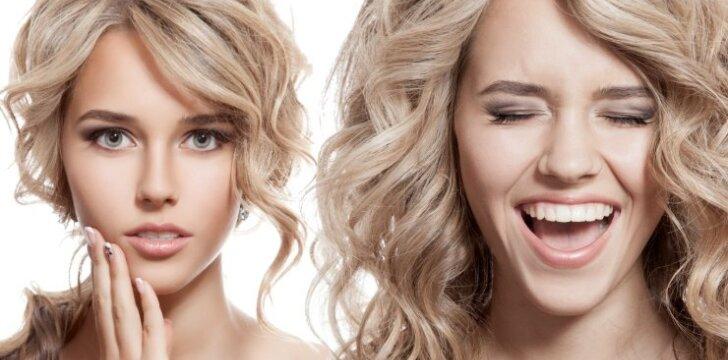 12 geriausių priemonių garbanotų plaukų priežiūrai