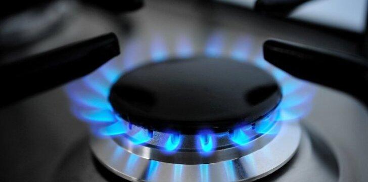 Kiek kainuoja įsivesti dujas?