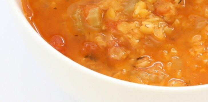 Lęšiai - kruopa, tinkama tiek kaip garnyras, tiek kaip troškinių ar sriubų pagrindas.