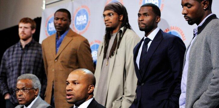 NBA žaidėjų sąjunga (NBPA)