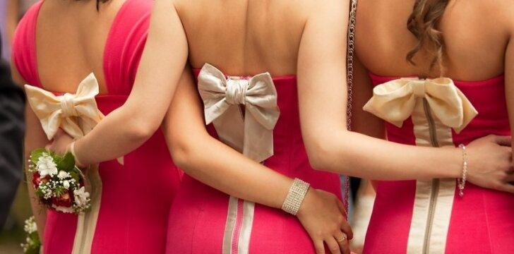 Vestuvėse tvyranti nuotaika užkrečia ištikimybės laužymo virusu.