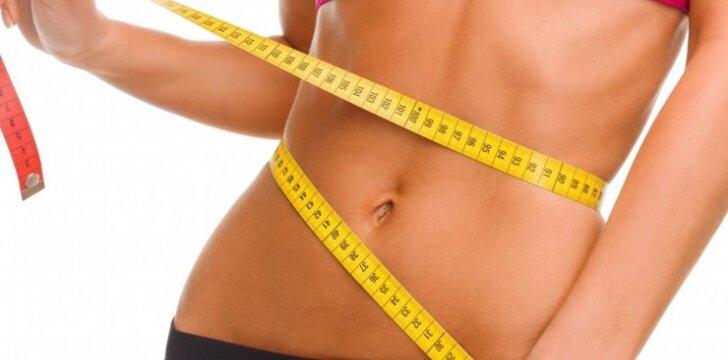 Nauja lieknėjimo sistema, leidžianti per 5 dienas atsikratyti iki 8 kg