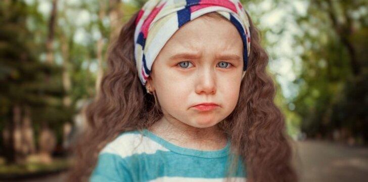 Kaip padėti nerimastingam vaikui