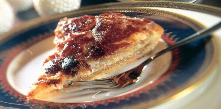 Migdolų pyragas