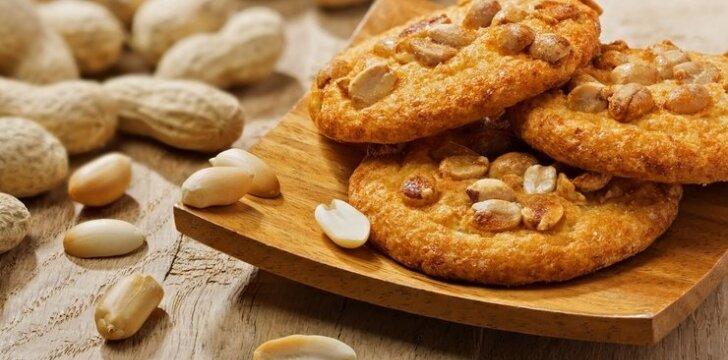 Greiti riešutiniai sausainiai