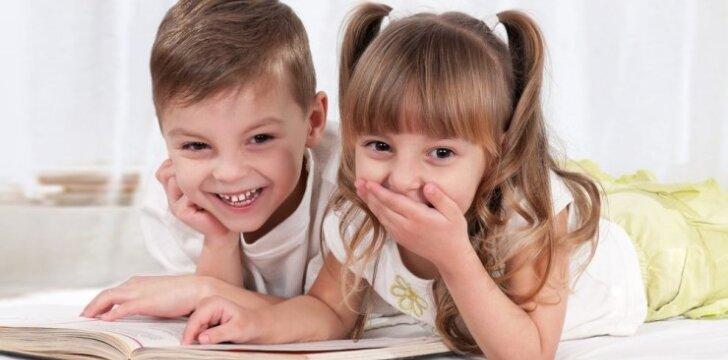 Kokių knygų reikia šiandieniniam vaikui?
