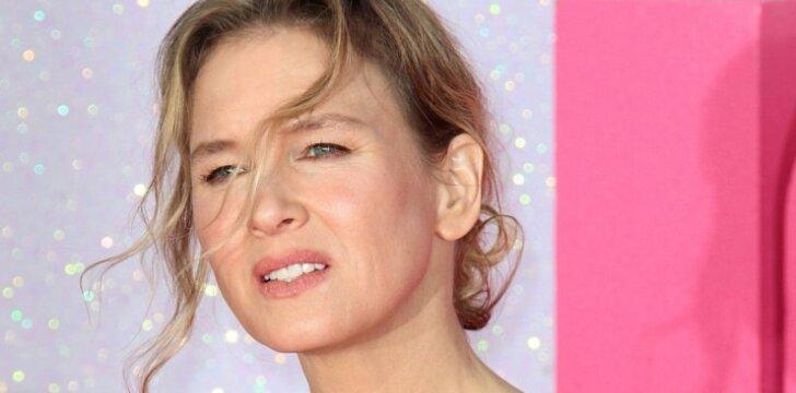 R. Zellweger – apie brandžias moteris Holivude, lyčių nelygybę, politiką ir šešerių metų pertrauką