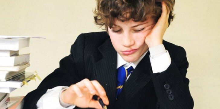 Kad vaikai norėtų mokytis, reikia žinoti 3 esminius dalykus