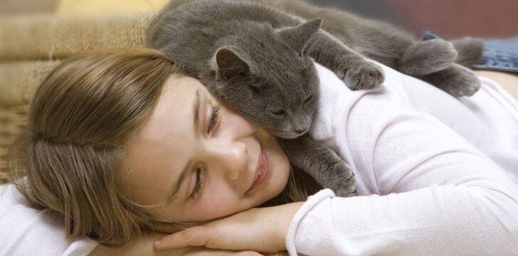 Tyrimas atskleidė tikrąsias vaikų nugaros skausmų priežastis