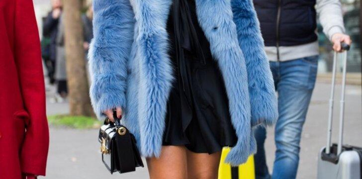 Štai, kaip atrodo madingiausias šio rudens / žiemos paltas! (FOTO)