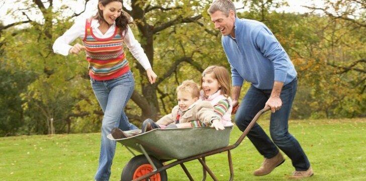 Kaip užauginti laimingą vaiką: 5 klausimai psichologei