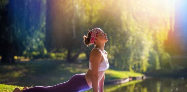 5 priežastys kodėl turėtum užsiimti joga