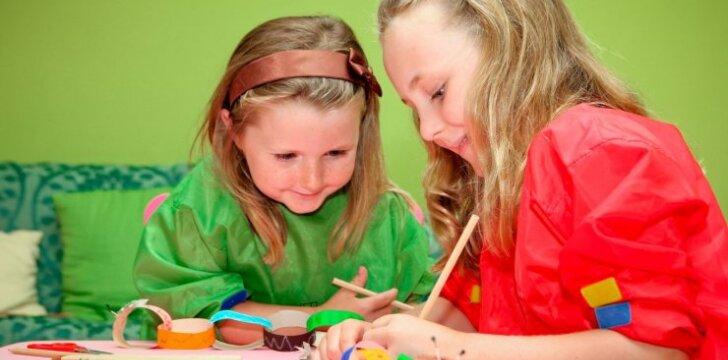 Psichologė – apie vaikų darželio pliusus ir minusus