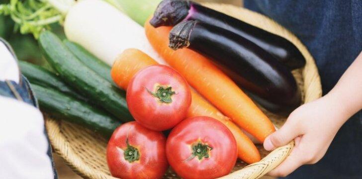 Nuo mažakraujystės sauganti daržovė, kuri lietuvių nepelnytai ignoruojama