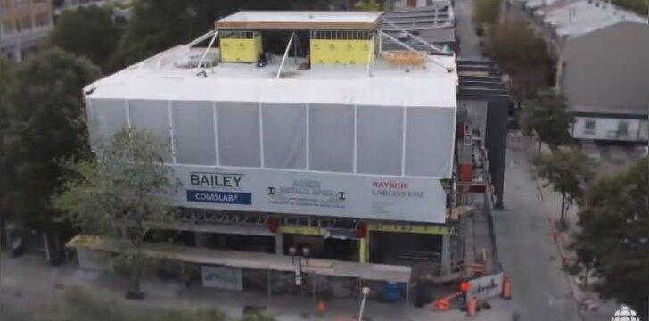 Statybos pradedant nuo stogo – kuo šis būdas geresnis už įprastą?