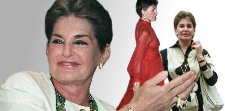 """Leona Helmsley - skandalinga <span style=""""color: #c00000;"""">""""bjaurioji karalienė"""",</span> kurios mirties troško dauguma"""