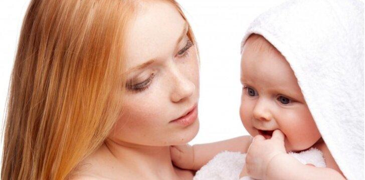 """<span style=""""color: #ff0000;"""">Išradinga ir taupu:</span> 7 lietuvės atskleidžia, kokias vaikų higienos priemones naudoja savo grožiui"""