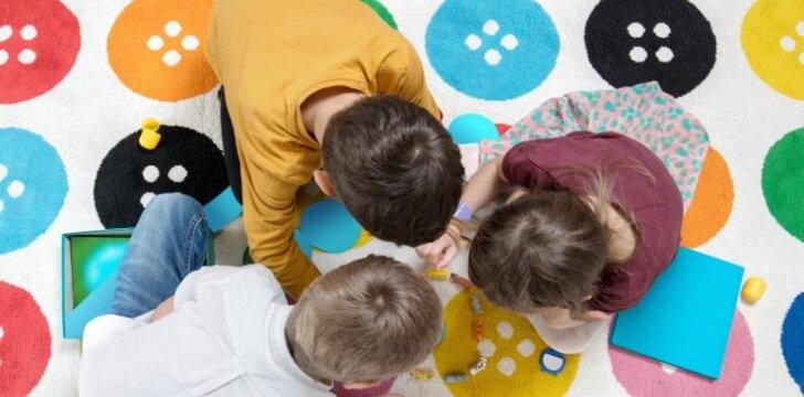 Kodėl vaikams svarbu išmokti bendradarbiauti