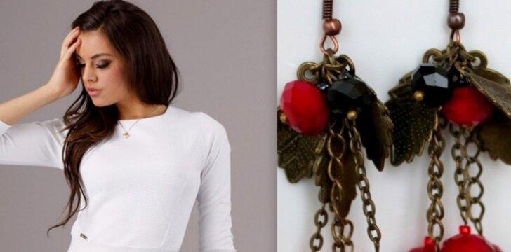 Internete galima rasti tikrų stiliaus perliukų.