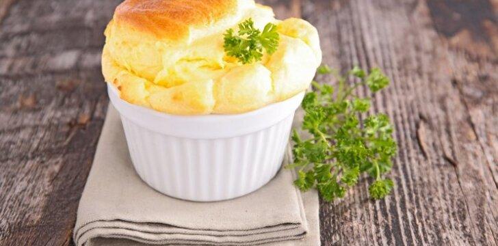 Sūrio suflė