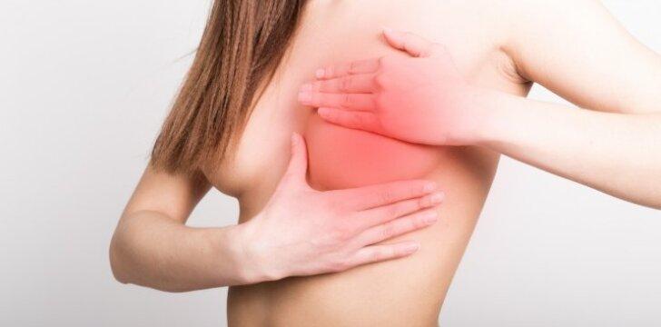 Penki svarbūs simptomai, kuriuos išduoda tavo krūtys