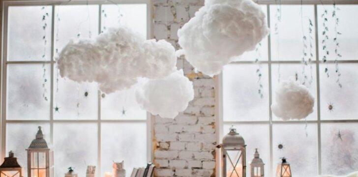 """Iš publikacijos """"Pasidalykime džiaugsmu: 10 lango puošybos idėjų"""""""