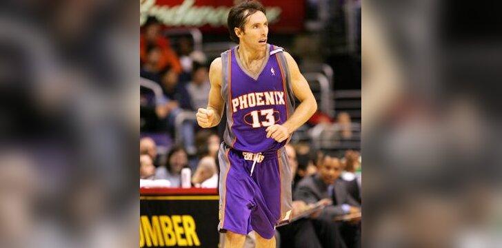 """Steve Nash (""""Suns"""")"""