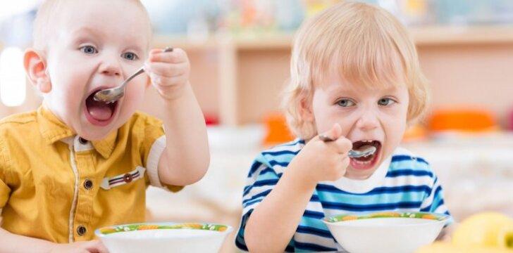 Dr. Vaidotas Urbonas: vaikus iki trejų metų maitinkite labai atsakingai
