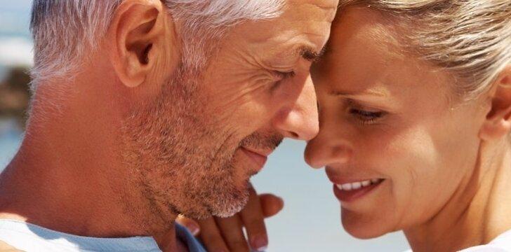 Seksoholikas intymiuose ryšiuose ieško paguodos. Seksas - būdas pabėgti nuo streso, depresijos.