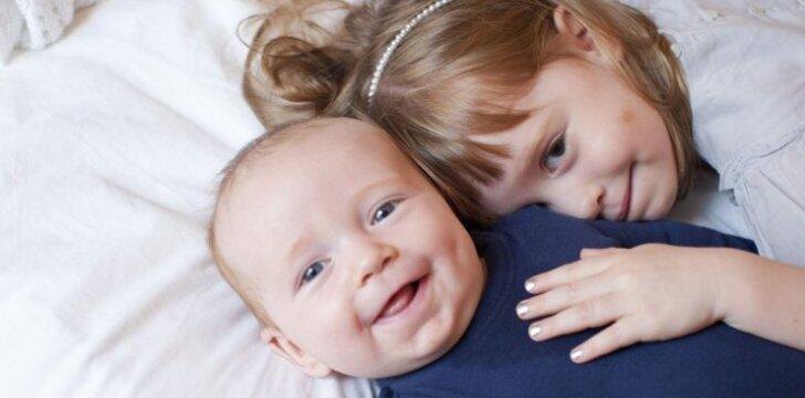 Naujas šeimos narys ir pasikeitęs vaiko elgesys: pataria specialistė