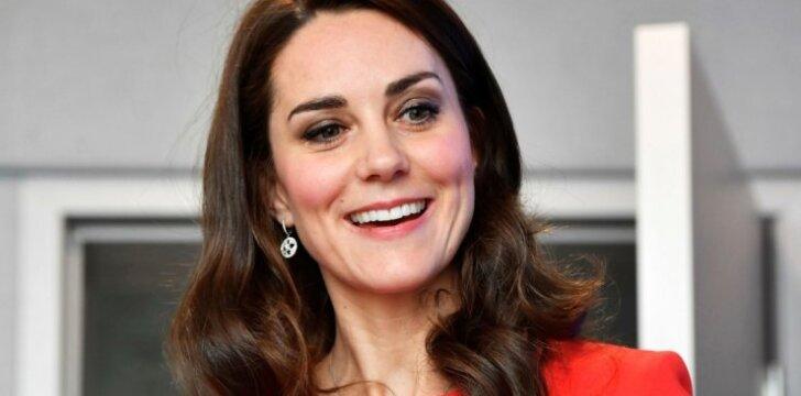 Princesė Kate Middleton laukiasi trečiojo vaikelio