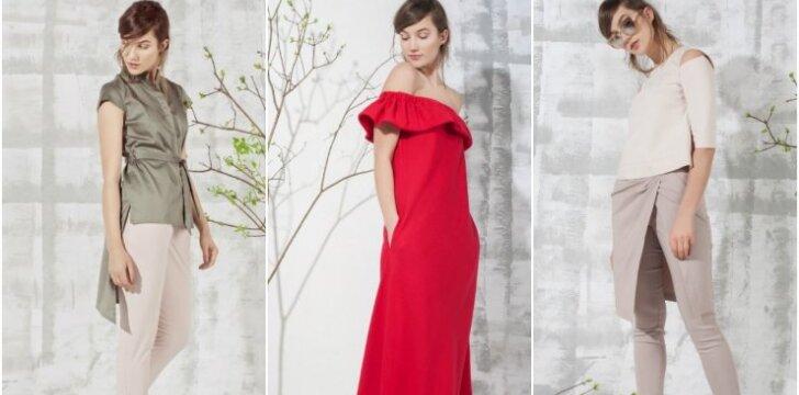 Pavasario stilius: minimalizmas, romantika ir modernumas