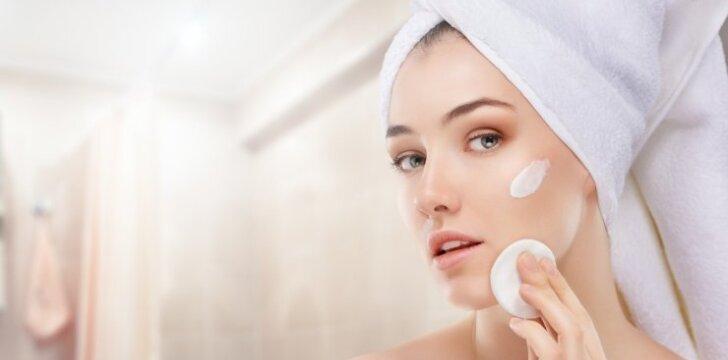 Atsikratyk odos nuovargio vos vienu žingsneliu