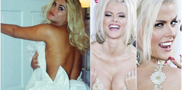 """""""Playboy"""" žvaigždės A. N. Smith dukra vis labiau panašėja į savo mamą"""