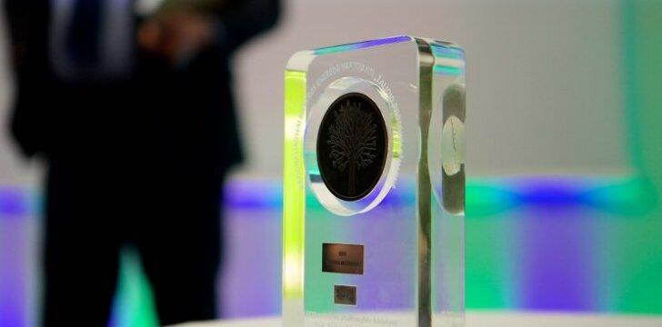 """""""Energetinio efektyvumo sprendimai – kelias verslo konkurencingumui"""" apdovanojimų ceremonija"""