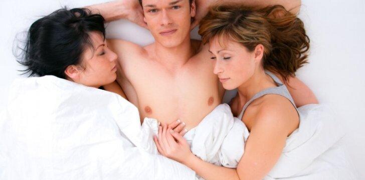Jei vyrui neužtenka vienos moters, kažin ar galima iš jo tikėtis artimos sielų giminystės.