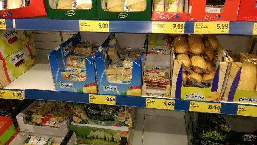 Kur apsipirkti lenkijoje pigiau
