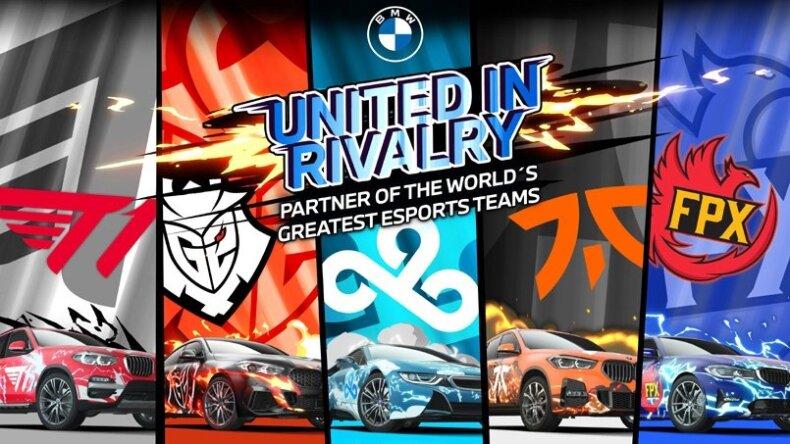 BMW didina investicijas į e. sportą