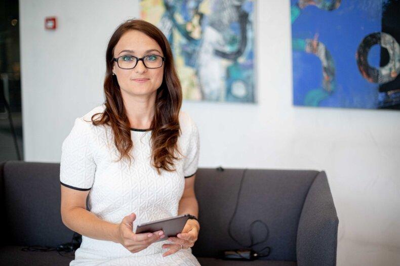 Sandra Meškauskaitė-Stepšienė