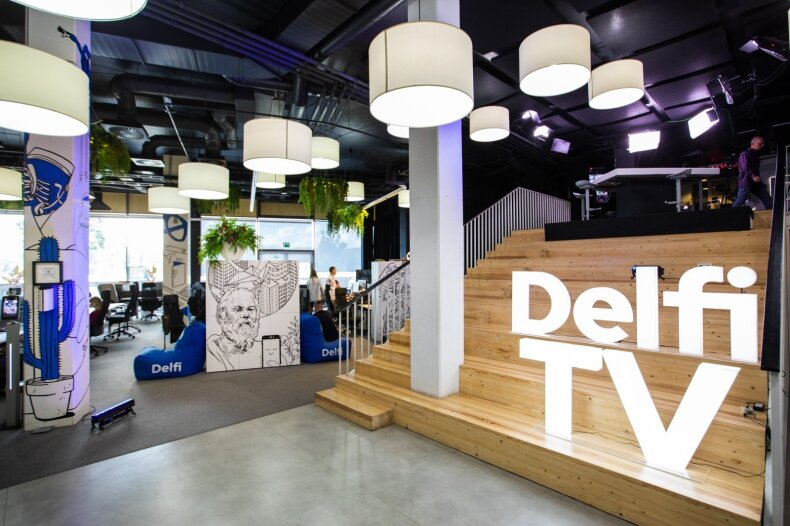 """Delfi kaip darbdavio įvertinimas: pagal rekomendavimą kitiems lenkia net """"Google"""""""