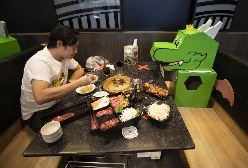 """Sakchai Lalit"" restoranas Tailande"